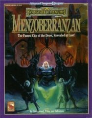 Forgotten Realms: Menzoberranzan: Box Set 1083 (Variant 1)
