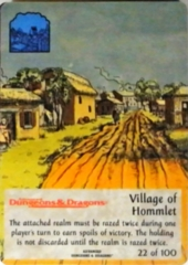 22/100 Village of Hommlet