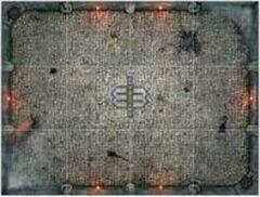 Mage Wars: Arena: Westlock 24 x 32 Playmat
