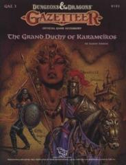 Gazetteer: The Grand Duchy of Karameikos