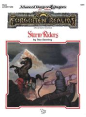 Forgotten Realms: Storm Riders FRA1 9281