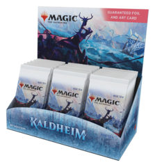 Kaldheim: Set Booster Box(Pre-Order Only)($100.00 Cash/$148.00In-Store Credit)(02/05/2020)