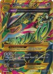 Mega-Rayquaza-EX - 98/98 - Oversized Promo