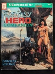 Hero Games: Fantasy Hero Companion