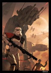 SW Trooper Assault: Deck Protectors: 50 Count:Fantasy Flight: SWS13