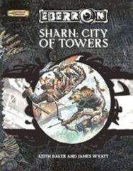 Eberron: Sharn: City of Towers