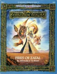 Forgotten Realms: Fires of Zatal