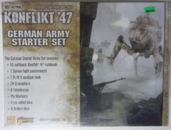 German Army Starter Set: 451510201