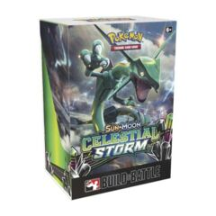Sun & Moon: Celestial Storm: Build & Battle: Prerelease Kit