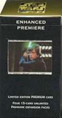 Enhanced Premiere: Luke With Lightsaber: Box Set