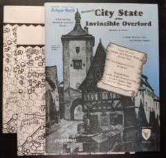 Judges Guild: Revised City State of the Invincible Overlord