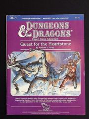 Quest for the Heartstone: Expert Game Adventure