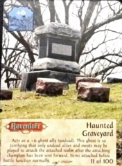 011/100 Haunted Graveyard