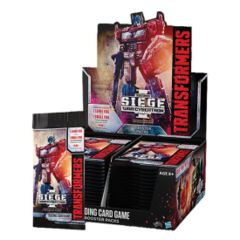 War for Cybertron: Seige I(1): Booster Box