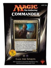 Call the Spirits: Commander 2015: Box Set