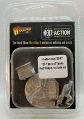 Historicon 2017 100 Years of Tanks Kurt Knispel, Top Tank Ace: 4030019901