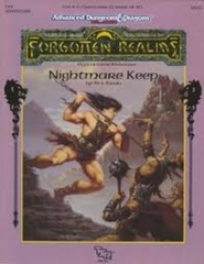 Forgotten Realms: Nightmare Keep FA2 9341