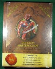 Dungeon Master's Guide: Gygax Memorial Edition