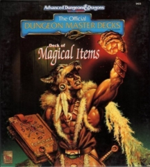 The Official Dungeon Master Decks: Deck of Magical Items