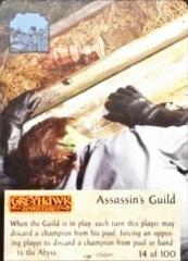 014/100 Assassin's Guild