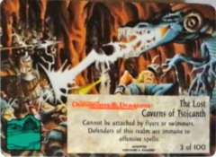 03/100 The Lost Caverns of Tsojcanth