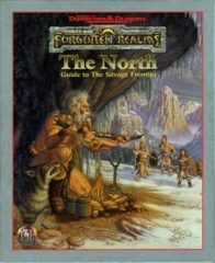 Forgotten Realms: The North: Guide to the Savage Frontier: Box Set 1142