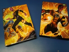 Absolute Green Lantern Sinestro Corps War Hard Cover Slipcase