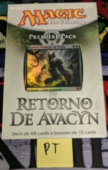 Avacyn Restored Intro Pack: Bound by Strength: Portuguese