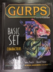 GURPS Basic Set: Characters: Fourth Edition