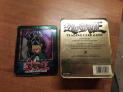 (Used)(Empty Tin)(Damaged) Gearfried the Iron Knight: Joey: Collector's Tin