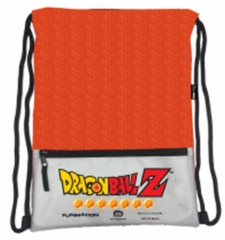 DBZ Drawstring Bag (Orange) Panini