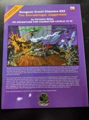 Dungeon Crawl Classics #22: The Stormbringer Juggernaut