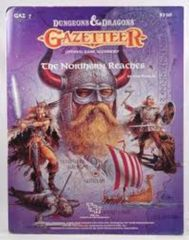 Gazetteer: The Northern Reaches (Variant 1)