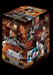 Attack on Titan Booster Box