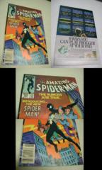 Amazing Spider-Man #252 NEWSTAND First App Venom Black Suit 4.0 VG GRADE