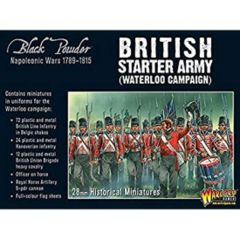 British Starter Army: Waterloo Campaign: 309911005