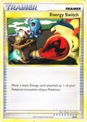 Energy Switch - 29/30 - HS Trainer Kit (Raichu)