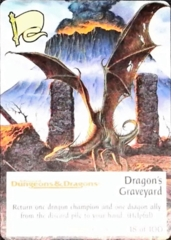 18/100 Dragon's Graveyard