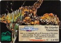 02/100 The Unipolar Triumvirate