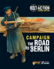 Campaign The Road to Berlin: Second Edition: Softcover