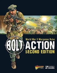 World War II Wargames Rules: Second Edition: Hardcover