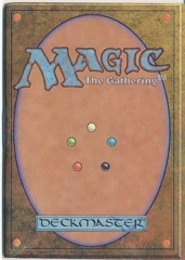 MTG 4th Edition Rules Book