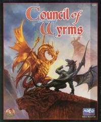 Council of Wyrms: Deluxe Boxed Set 1107