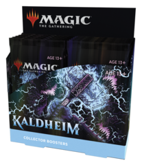 Kaldheim: Collector Booster Box(Pre-Order Only)($200.00 Cash/$240.00In-Store Credit)(02/05/2020)