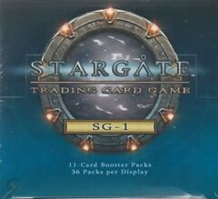 SG-1: Booster Box