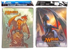 MTG Oros/Intet 9-Pocket Portfolio: Supplies