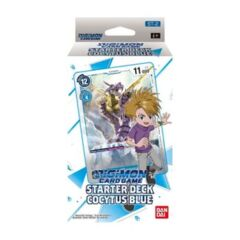 Cocytus Blue: ST-2: Starter Deck:  Limit 1 per customer (Pre-Order Only)($9.00Cash/$10.00 In-Store Credit)(11/27/2020)