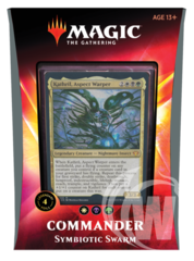 MTG Commander Preconstructed Deck