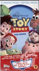 Topps Toy Story Trading Cards