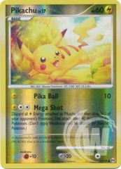 Pikachu - 71/99 - Common - Reverse Holo